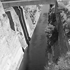 Corinth Canal, Greece by ninadangelo