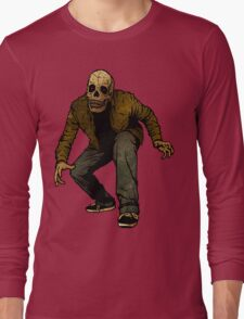 Skullboy Returns To F--- Your S--- Up! Long Sleeve T-Shirt