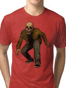 Skullboy Returns To F--- Your S--- Up! Tri-blend T-Shirt