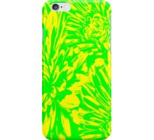Summertime Floral Abstract iPhone Case/Skin