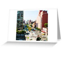 2nd Avenue Greeting Card