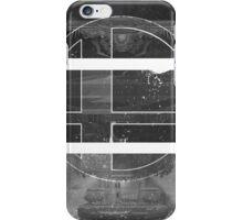 Smash Stylized  iPhone Case/Skin