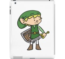 The Legend of Link iPad Case/Skin