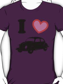 I <3 Beetle T-Shirt