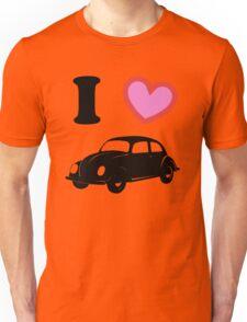 I <3 Beetle Unisex T-Shirt