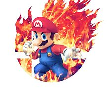 Smash Hype - Mario by Jp-3