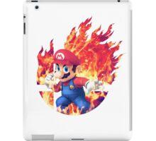 Smash Hype - Mario iPad Case/Skin