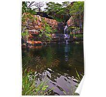 Kimberley Gorge Poster