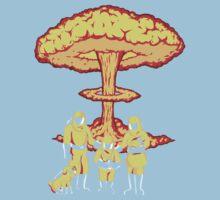 Nuclear Family Kids Tee