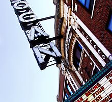 logan square movie theater, chicago by brian gregory