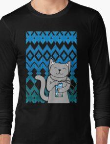 iKat iCat Long Sleeve T-Shirt