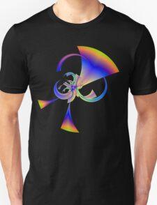 Running Rainbow Horns T-Shirt