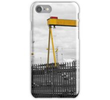 Harland and Wolf iPhone Case/Skin