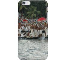 vaLLam kaLi (boat race) iPhone Case/Skin