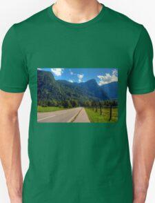 Obertraun walks 2 T-Shirt