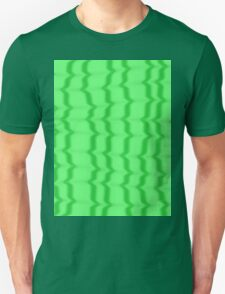 Green Ripples T-Shirt