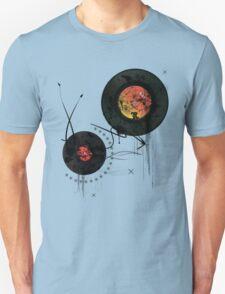 Retro Vinyls  Unisex T-Shirt