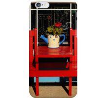 Bench Warmer iPhone Case/Skin