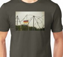 Blurred Germany Unisex T-Shirt