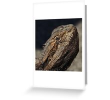 Friendly Dragon Greeting Card