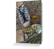 Lovely Sequins Greeting Card
