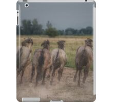 Leave Those Bad Boys Alone iPad Case/Skin