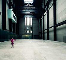 The Turbine Hall by Gianluca Nuzzo