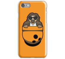 Pocket Dude (02) iPhone Case/Skin
