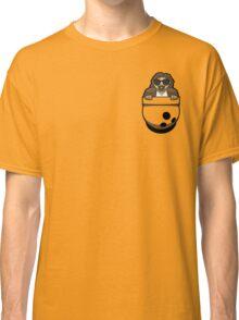 Pocket Dude (02) Classic T-Shirt