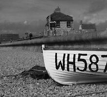 Chesil Beach by Scott Irvine