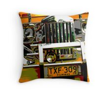 Philippine Classic Throw Pillow