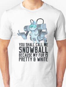Snowball - Rick and Morty T-Shirt