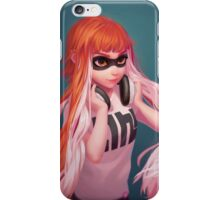 Inkling Girl - Humanized Version iPhone Case/Skin