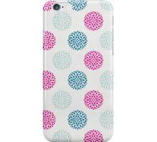 Multicolor Colorfull Polka Dot iPhone Case/Skin