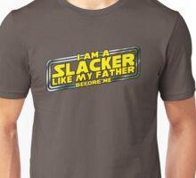 SLACKER KNIGHT Unisex T-Shirt