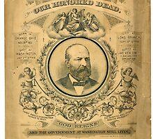 President J.A. Garfield by West Kentucky Genealogy