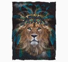 Fight For What You Love (Chief of Dreams: Lion)  Kids Tee