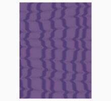 Purple Ripples Kids Tee