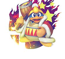 Smash Hype - King Dedede by Jp-3