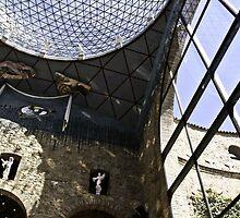 Salvador DALI Theater- Museum (1) by Nira Dabush