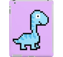 Dino - pixel art iPad Case/Skin