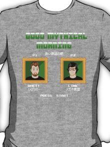 Good Mythical Morning (Famicom-Style) T-Shirt