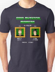 Good Mythical Morning (Famicom-Style) Unisex T-Shirt