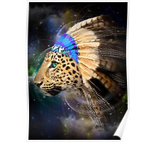 Fight For What You Love (Chief of Dreams: Amur Leopard) Poster