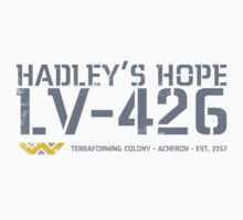 Hadley's Hope LV-426 Kids Clothes