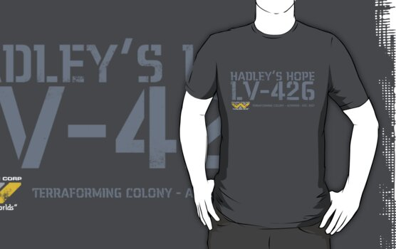 Hadley's Hope LV-426 by synaptyx