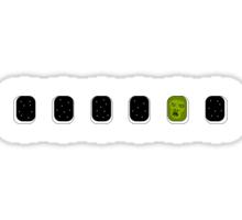 Twilight Zone - Plane Goblin Sticker