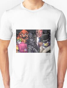 The Bad Guy are here T-Shirt