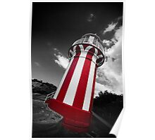 The Hornby Lighthouse Poster