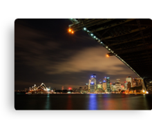 All the Icons Canvas Print